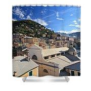 Camogli. Italy Shower Curtain