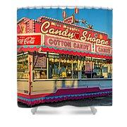Candy Shoppe Shower Curtain