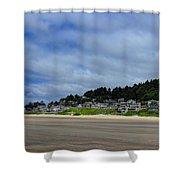 Cannon Beach North Shower Curtain
