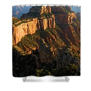 Cape Royal Glow Shower Curtain