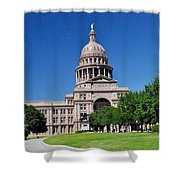 Capital Building Shower Curtain