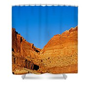 Capitol Reef National Park, Southern Shower Curtain