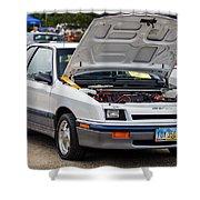 Car Show 043 Shower Curtain