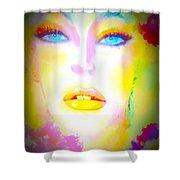 Carla Shower Curtain
