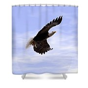 Catch Of The Day Shower Curtain