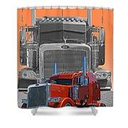 Catr3079a-13 Shower Curtain