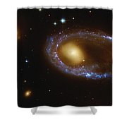 Celestial Objects Shower Curtain