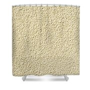 Cement - Stucco Wall Texture Shower Curtain