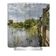 Chasewater Shower Curtain