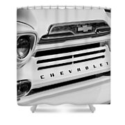 Chevrolet Apache 31 Fleetline Pickup Truck Shower Curtain