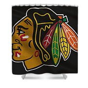 Chicago Blackhawks Uniform Art Print By Joe Hamilton