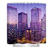Chicago Il Shower Curtain