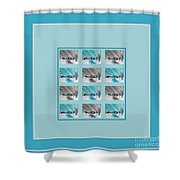 Chilly Winter Day Shower Curtain