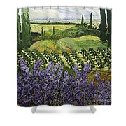 Chinaberry Hill Shower Curtain