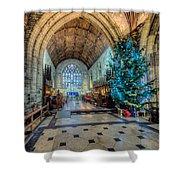 Christmas Tree Shower Curtain