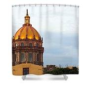 Church Of San Rafael Shower Curtain