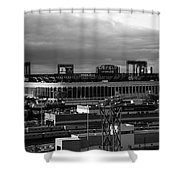 Citi Field - New York Mets Shower Curtain