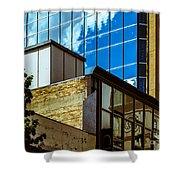 City Center-18 Shower Curtain