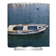 Clear Waters 1 Shower Curtain