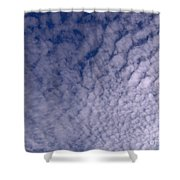 Lots Of Clouds Shower Curtain