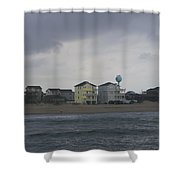 Clouds Over Rodanthe 3 Shower Curtain