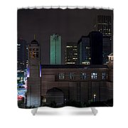 Cocathedral Of The Sacred Heart  Shower Curtain