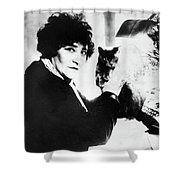 Colette (1873-1954) Shower Curtain