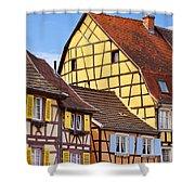 Colmar - Alsace Shower Curtain