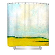 Colorado Spring Shower Curtain