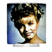 Coming Home Queen Shower Curtain