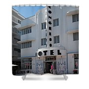 Congress Hotel Shower Curtain