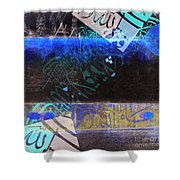 Contemporary Islamic Art 43 Shower Curtain