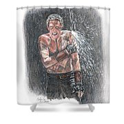 Coriolanus Shower Curtain