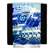 Corporate Art 005 Shower Curtain