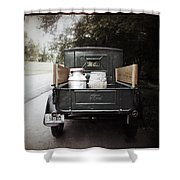 Country Life Shower Curtain