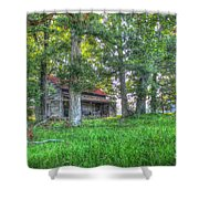 Country Quiet Shower Curtain