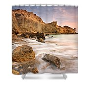 Southern Crete. Shower Curtain