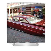 Custom Car Shower Curtain