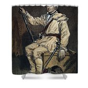 Daniel Morgan (1736-1802) Shower Curtain