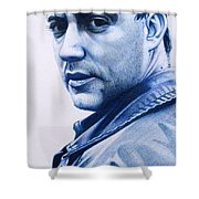 Dave Matthews  Shower Curtain