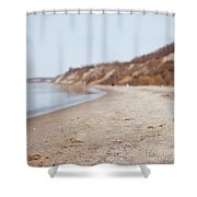 Day At The Beach II Shower Curtain