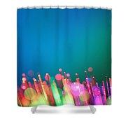 Day Tripper Shower Curtain
