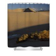 Death Valley Dunes Shower Curtain