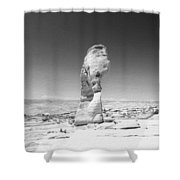Delicate Arch 3 Shower Curtain