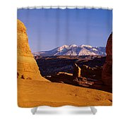 Delicate Arch, Arches National Park Shower Curtain