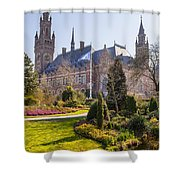 Den Haag Shower Curtain