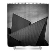 Denver Libeskind Shower Curtain