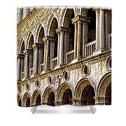 Doges Palace - Venice Italy Shower Curtain