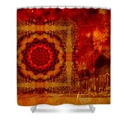 Dreams Of A 1000 Nights Shower Curtain