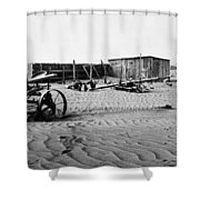 Dust Bowl, C1936 Shower Curtain